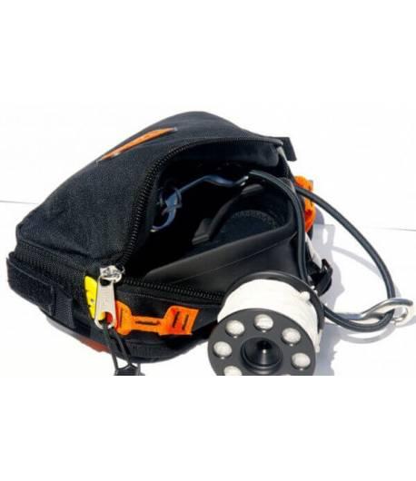 Rückentasche für Sidemount-System