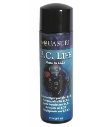 """Reinigungs-/Schutzflüssigkeit """"B.C. Life"""" für Wings/Jackets, 237 ml"""