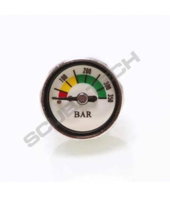 Mini-Finimeter für Argon-Flasche