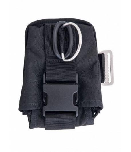 Bleitasche Tecline kleine Ausführung Schwarz