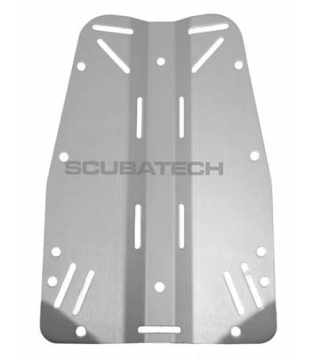 Backplate Tecline 3mm SS...