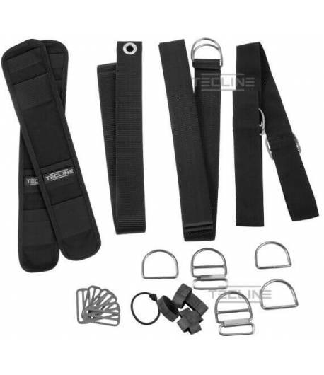 Harness Tecline Comfort einstellbar