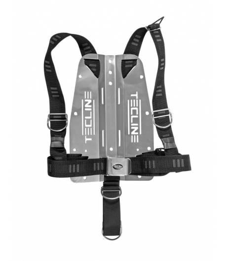 Tecline DIR Harness Weich mit 3mm SS Backplate