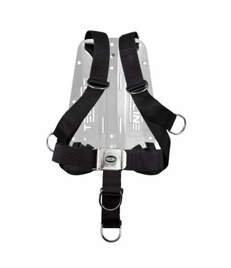 Tecline Eco Comfort Harness mit 3mm Alu Backplate