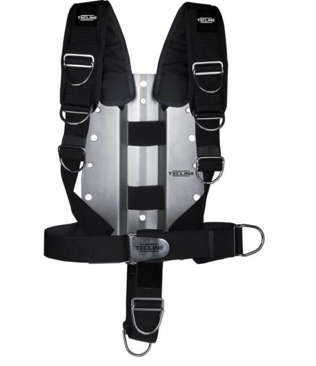 Tecline Comfort Harness mit 6mm SS Backplate