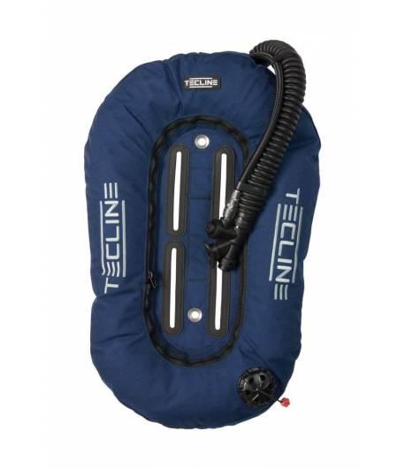 Tecline Travel Set ultra leicht 10l Comfort Eco Harness Blau