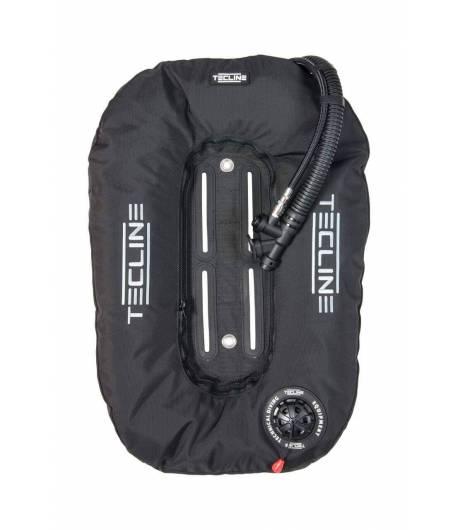 Tecline Travel Set 10l Comfort Eco mit Bleisystem schwarz