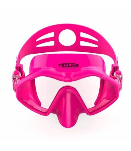 Maske Frameless Neonpink