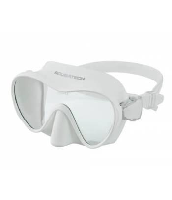 Maske Frameless Weiß