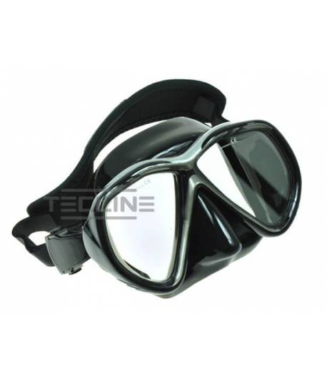 Techline Maske Tiara Silber