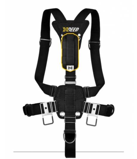 STEALTH 2.0 Harness ohne Wing S Bleitasche