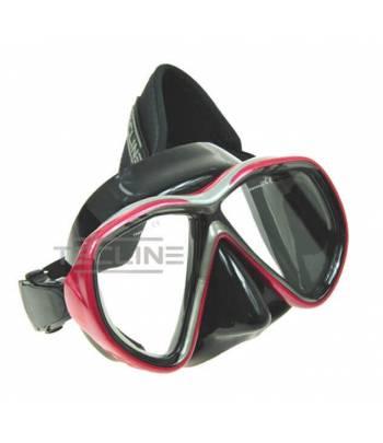 Techline Maske Tiara Rot