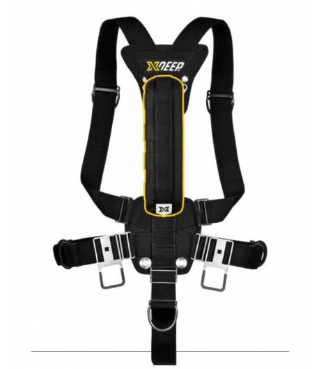 STEALTH 2.0 Harness ohne Wing L Bleitasche