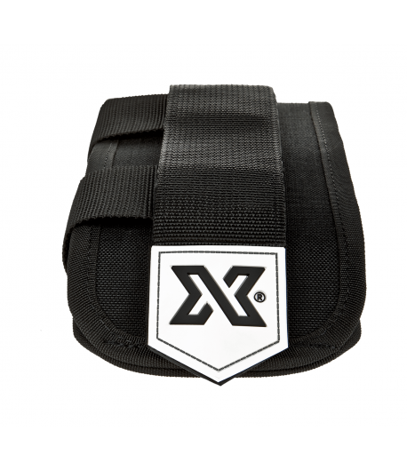 X-DEEP zentrale Bleitasche M  2x2 kg