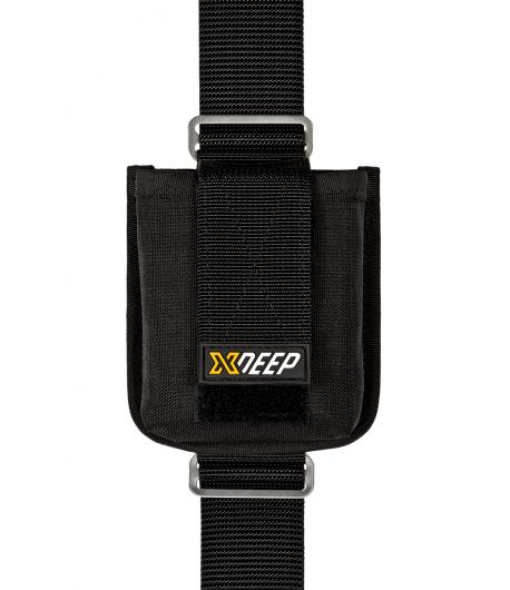 X-DEEP Sidemount Trim Taschen M  2x1.5 kg