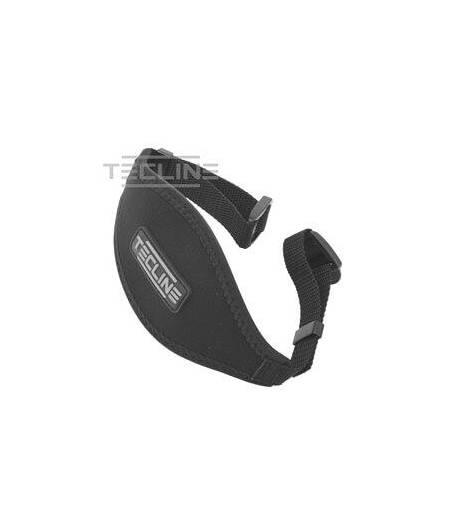 Techline-Maskenband - mit Kunststoff-Schnallen und Tecline-Logo