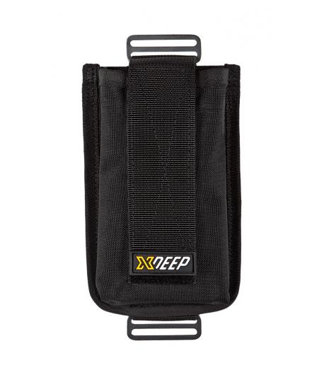 X-DEEP Sidemount Trim Taschen M 2x3 kg