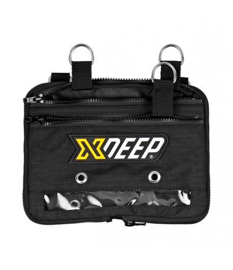 Erweiterbare Tasche für Sidemount