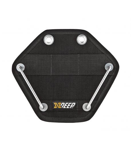 X-DEEP But plate für Sidemount