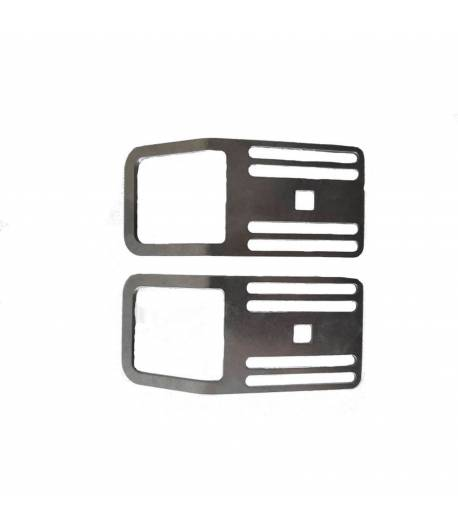 X-DEEP Stealth 2.0 D-Ring Set für Harness