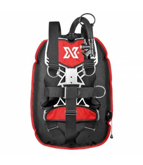 X-DEEP GHOST ultra light Größe S mit Bleitaschen M Rot