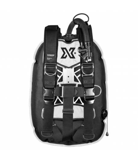 X-DEEP GHOST Comfort Größe S ohne Bleitaschen Weiß