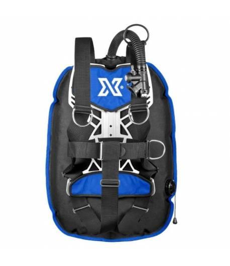 X-DEEP GHOST Comfort Größe S mit Bleitaschen M Blau
