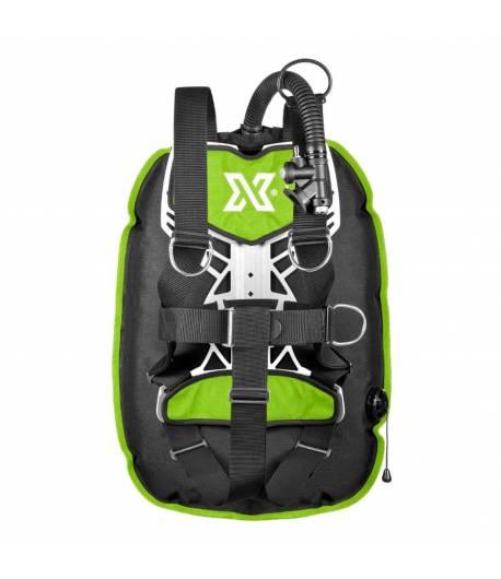 X-DEEP GHOST Comfort Größe L mit Bleitaschen M Grün