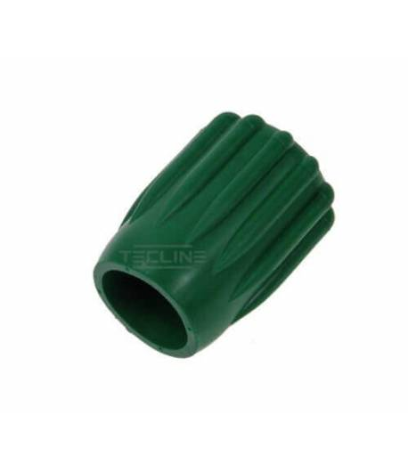 Weiches Ventil-Handrad, 51 mm, Grün