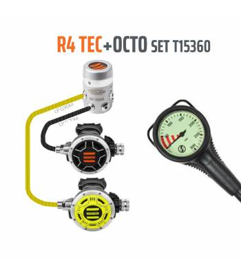 R4 Tec 1 Set mit Octopus
