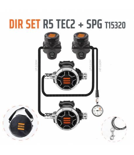 R5-Tec 1, DIR-Set Extra