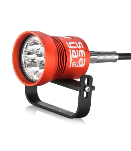 SeaYa Tanklampe 70W Spot 41,4Ah heating