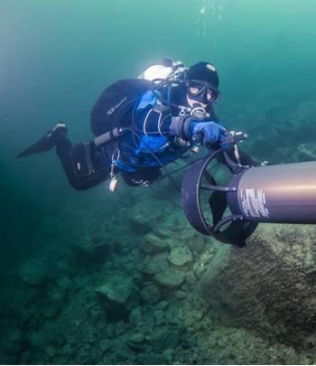 TDI Adv.Nitrox/Deco.Pro Diver