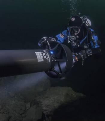 TDI Trimix Diver