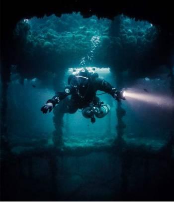 TDI Advanced Trimix Diver
