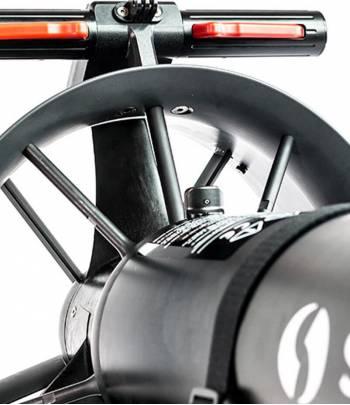 TDI technical DPV Scooter
