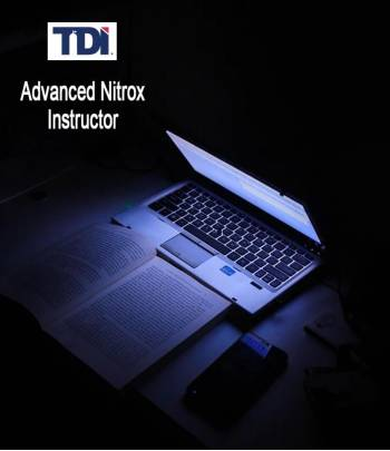 TDI Advanced Nitrox Instructor