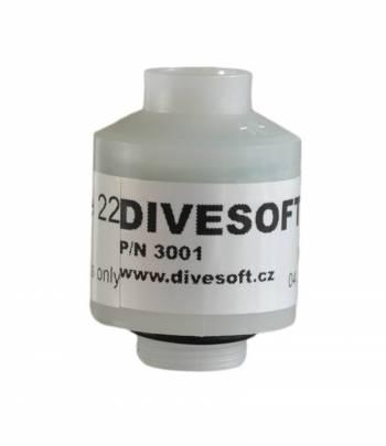 O2 Sensor für Divesoft...