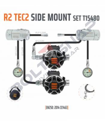R2-TEC 2 Sidemount Set