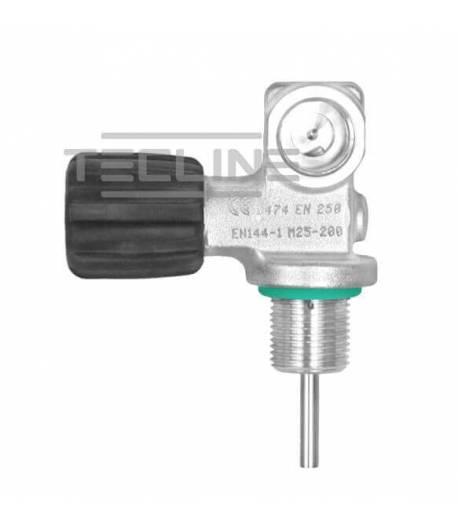 Monoventil, G 5/8, 300 bar, Handrad links, nicht erweiterbar
