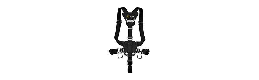 Sidemount-Harness